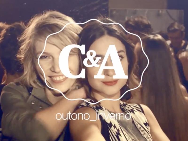 """C&A – """"Selfie C&A"""""""
