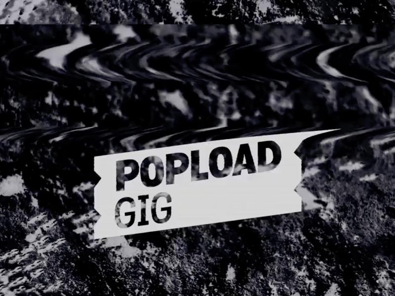 """POPLOAD GIG – """"Formigas"""""""