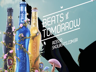 "SKOL – ""Beats of Tomorrow"""