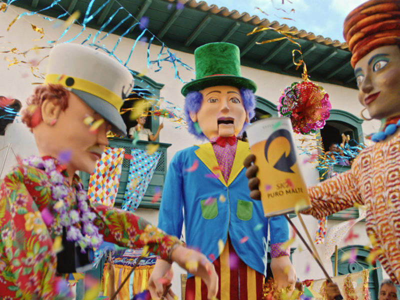 "SKOL  – ""Carnaval Fake News"""