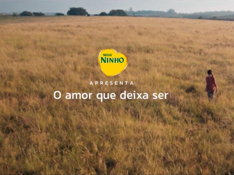 "NINHO –  ""Because You Loved Me"""