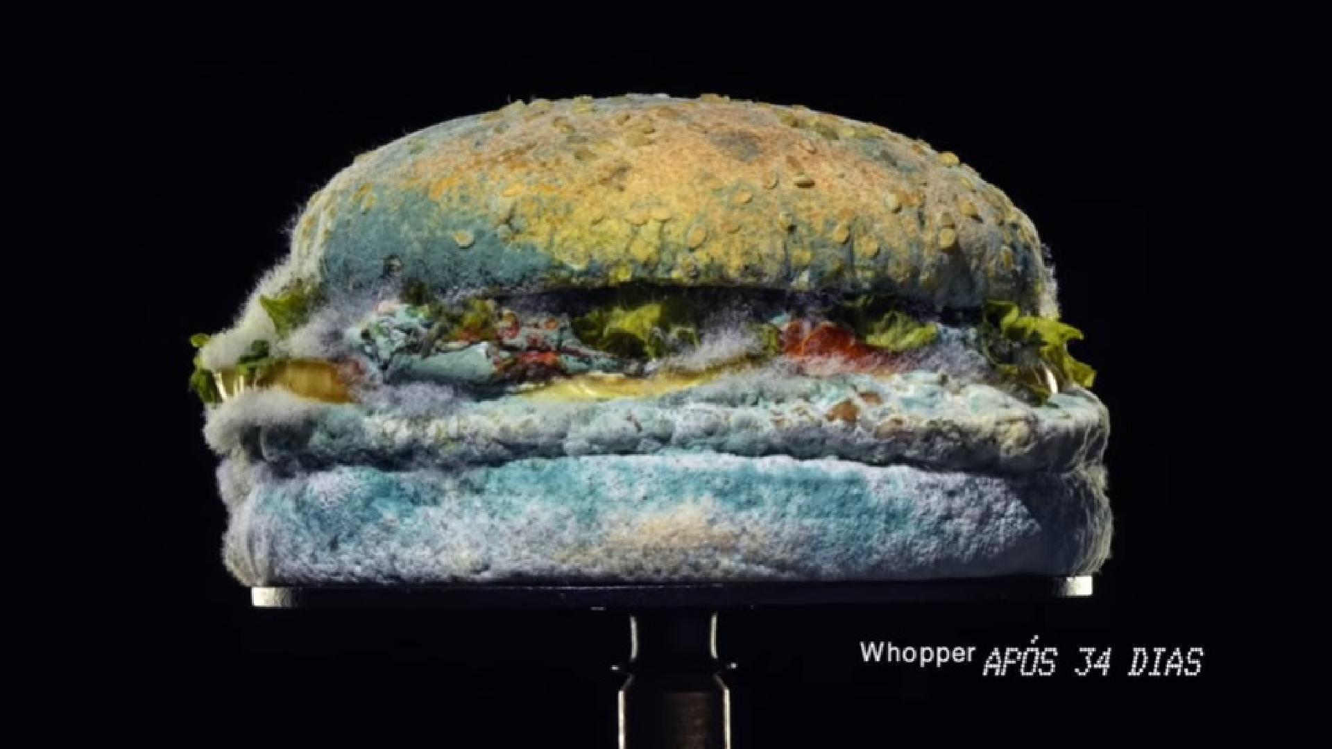 Burger King – Nada Além do Whopper